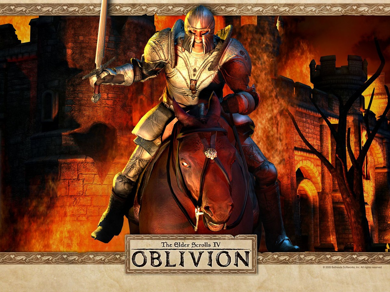 Elder scrolls 4 oblivion data files